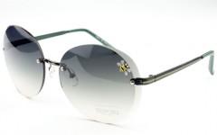 Очки круглые солнцезащитные Sepori 18601 B8