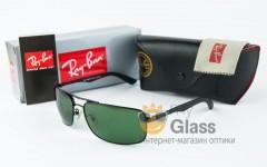 Ray Ban 3465 солнцезащитные очки Black
