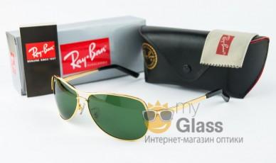 Очки Ray Ban 8047 Gold