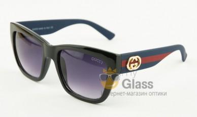 Очки солнцезащитные Gucci GG0034 C4