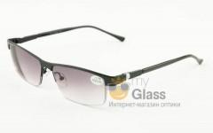 Очки с тонировкой готовые диоптрии 1031 Monti Fabia