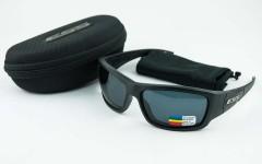 Очки солнцезащитные спортивные ESS Rollbar Black lens