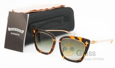 Очки Солнцезащитные Chrome Hearts Betty Lou II TT/GP