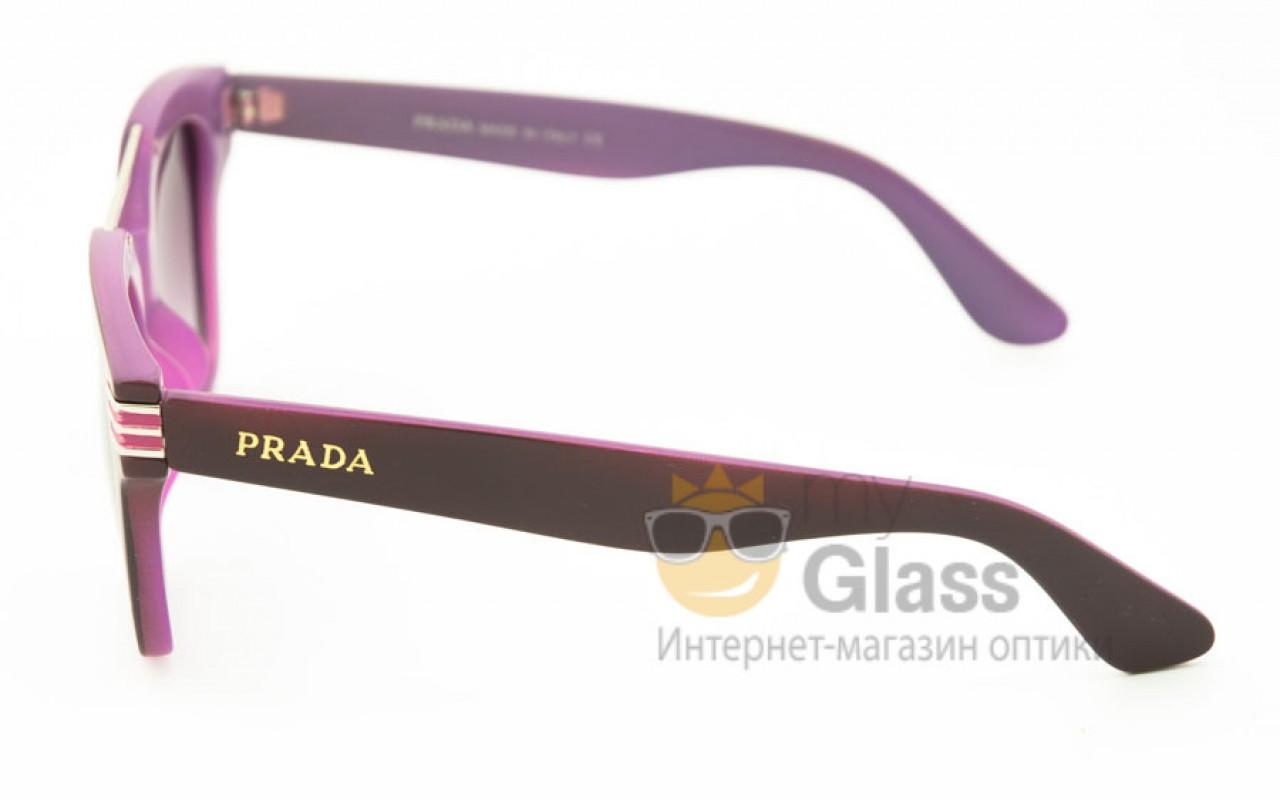 fba93663e857 Солнцезащитные очки Prada SPR 51NS02 - купить в интернет магазине ...