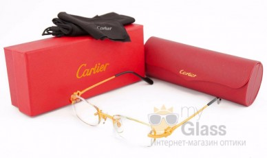 Оправа Cartier 29025 Gold Paris