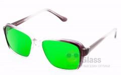 Зеленые очки при глаукоме Globus A46