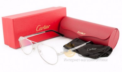 Оправа Cartier 3645636 SILVER