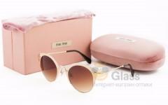 Солнцезащитные очки Miu Miu VMU 53 RS