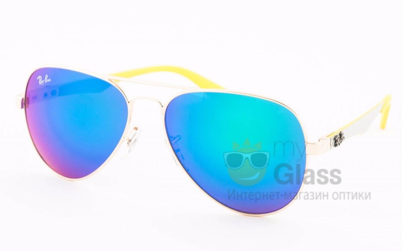 Очки Ray Ban 8395 yellow carbon - купить в интернет магазине ... 772a78031e0