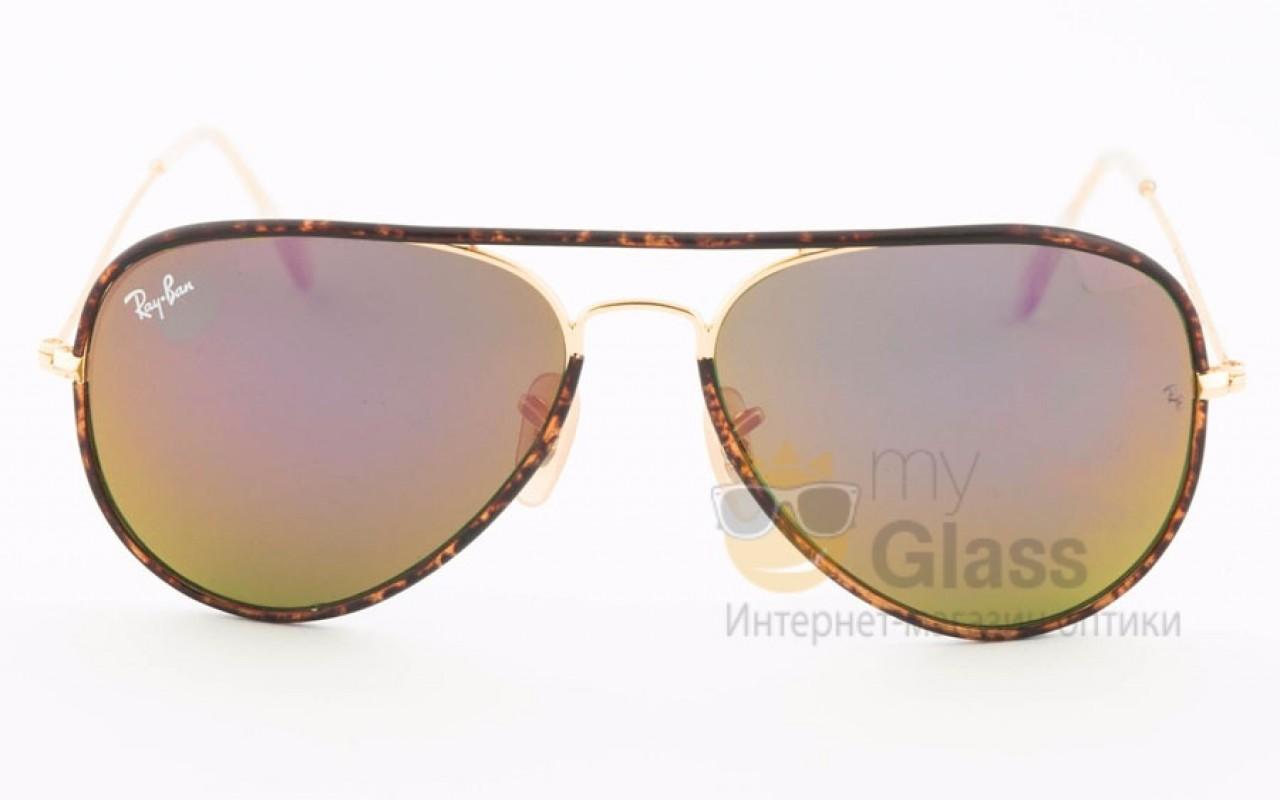 Очки Ray Ban Aviator 3025JM 002 - купить в интернет магазине ... 245a0e4a8e5