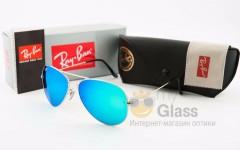 Очки солнцезащитные RB Aviator 3026 Metal 003