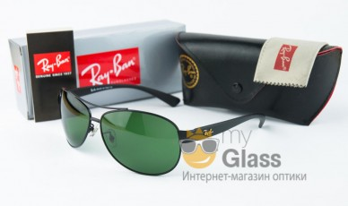 Очки солнцезащитные Ray Ban 3386 Black