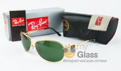 Очки солнцезащитные 3458 RB